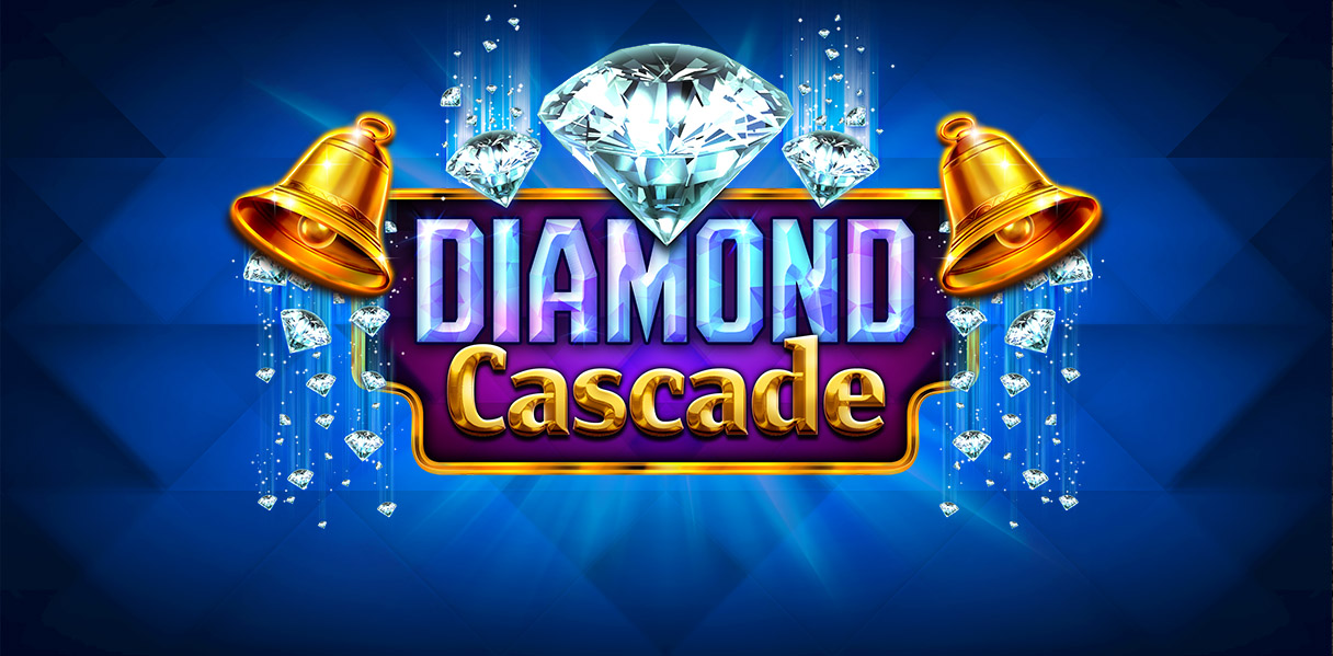 diamond cascade splash scren