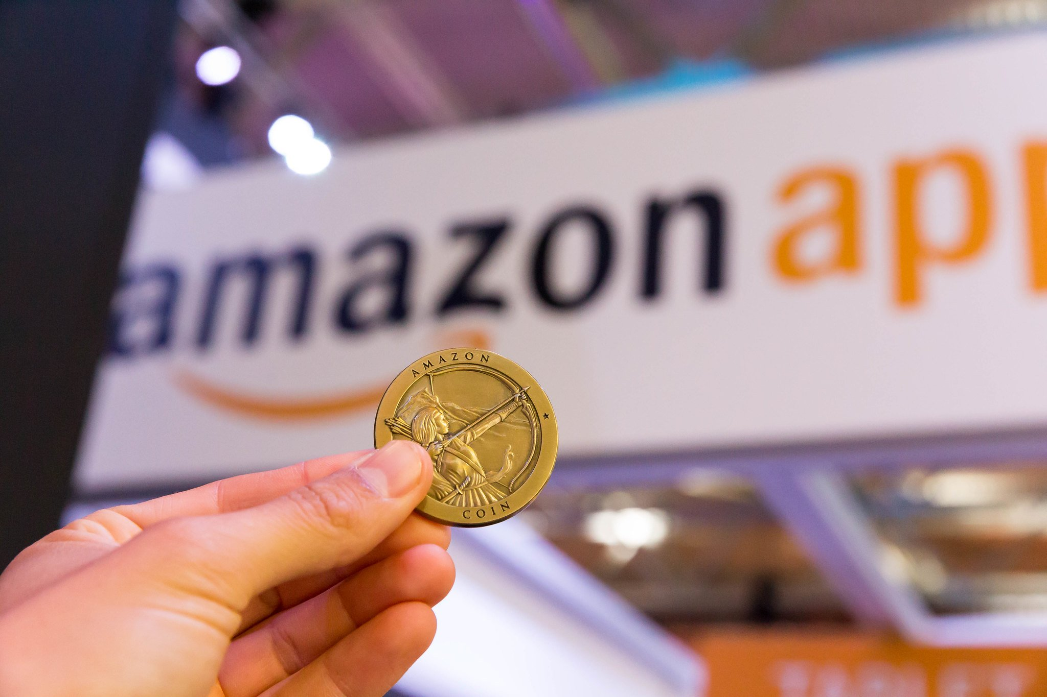 Amazon Digital Currency